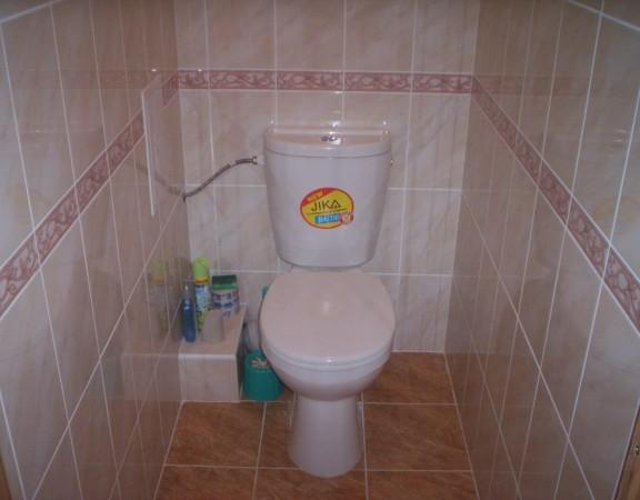 Отделка ванной комнаты и туалета
