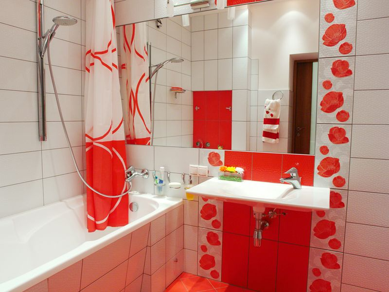 Ванная комната своими руками дешево фото