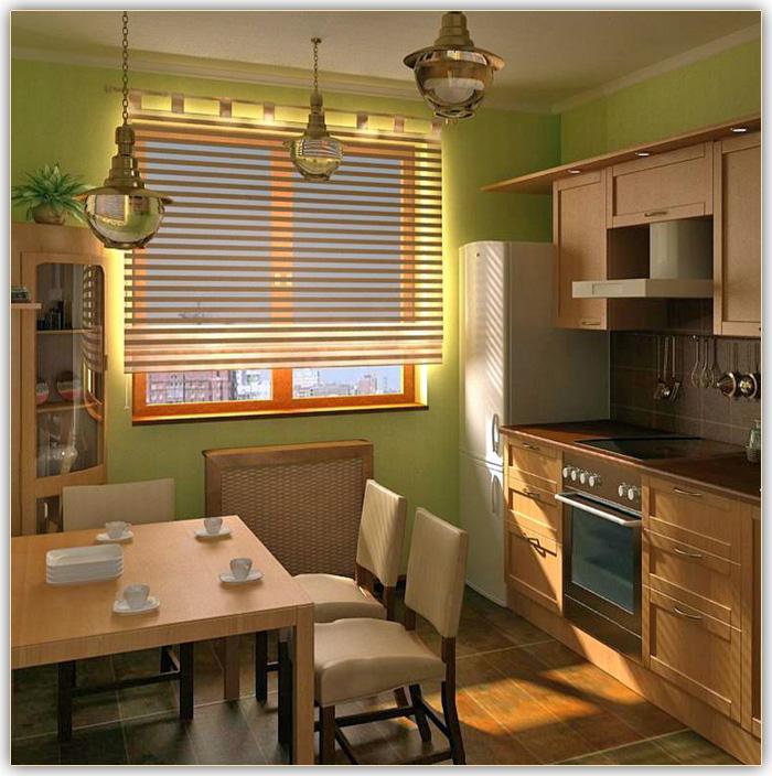 Как сделать ремонт в кухне недорого своими