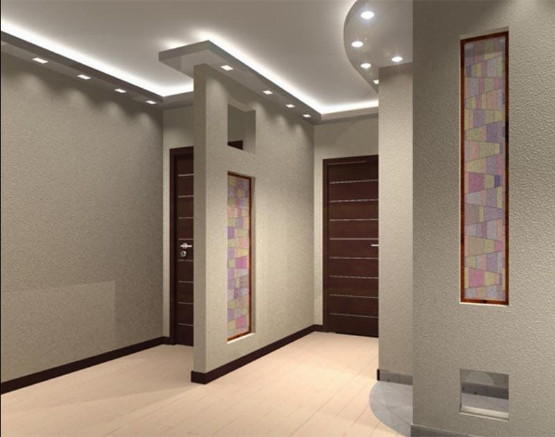 Ремонт в коридоре хрущевки фото