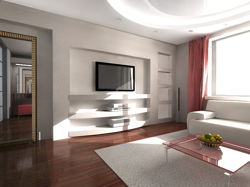 Дизайн маленькой спальни : 90 фото интерьеров Идеи для
