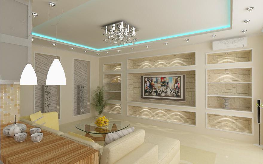 Дизайн зала 18 кв м своими руками