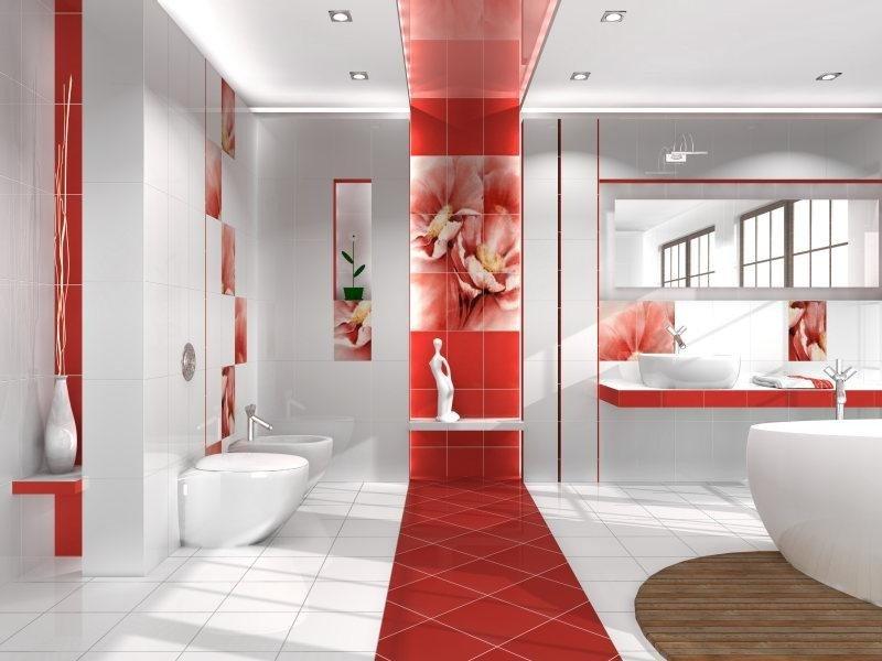 Дизайн маленькой ванной комнаты - 70 фото интерьеров, идеи