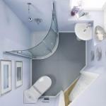 Фото ванных комнат в хрущевке после ремонта