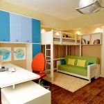 Отделка детской комнаты для мальчика фото
