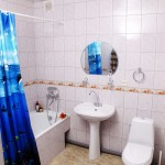 Отделка ванной комнаты фото