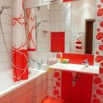 Ремонт ванной комнаты фотогалерея