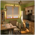 Фото маленьких кухонь после ремонта