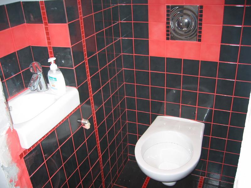 Отделка туалета – важный выбор