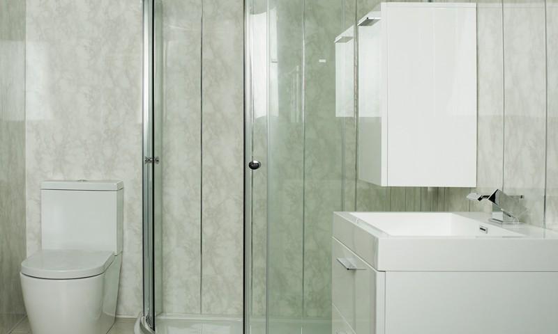фото отделка ванной комнаты пластиковыми панелями