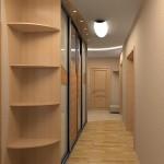 Ремонт коридора в квартире фото