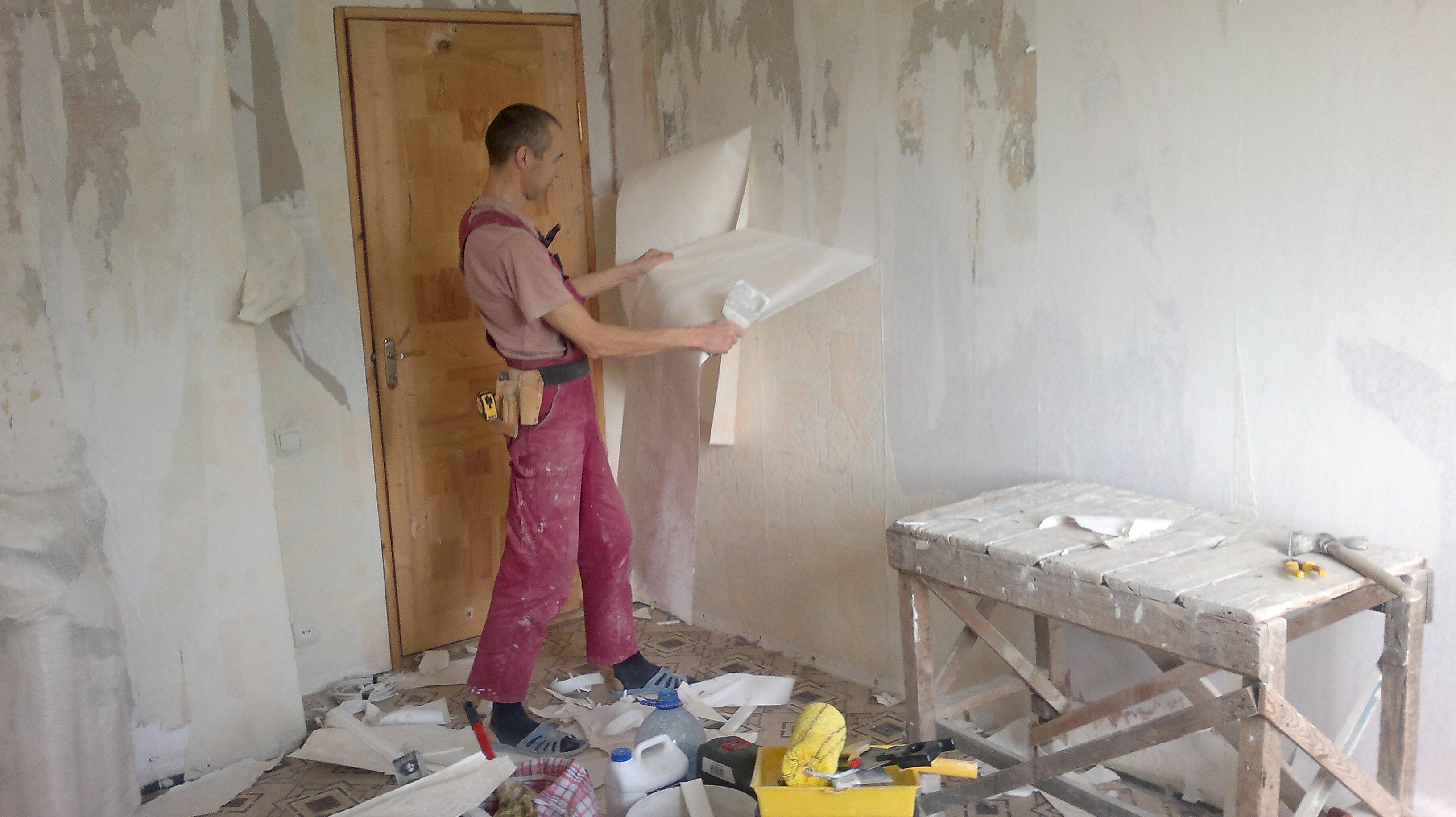 Ремонт квартиры своими руками