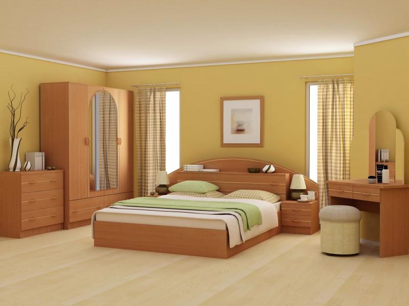 Ремонт спален – общая идея