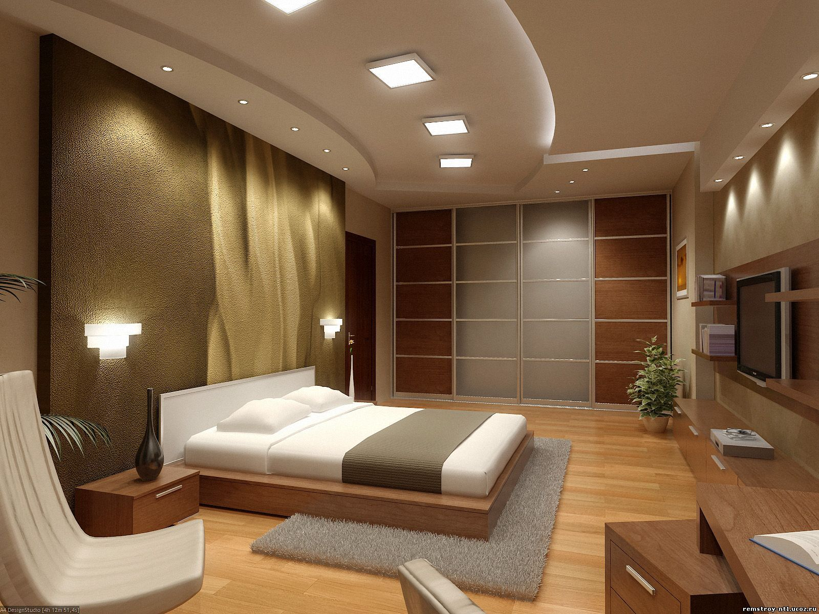 Ремонт спальни: дизайн для комфорта