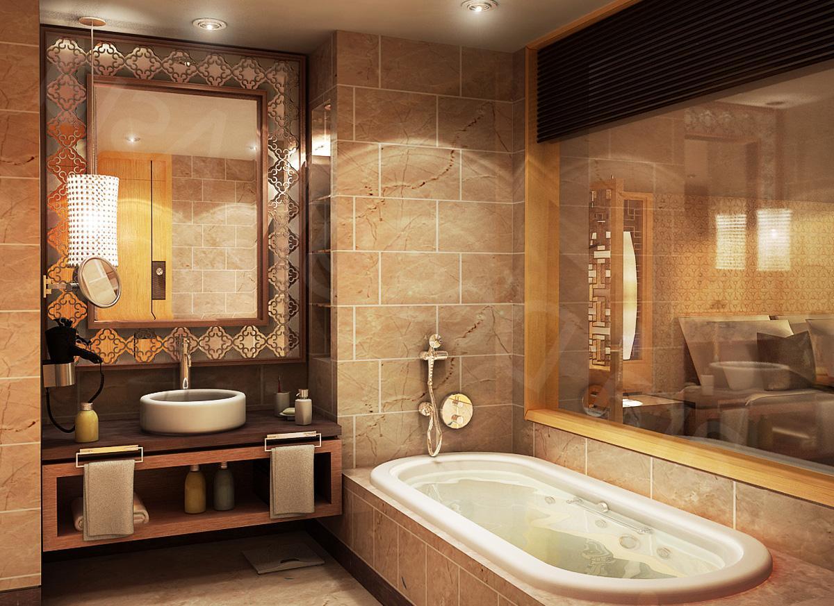 Ремонт ванной комнаты под ключ цена вопроса?