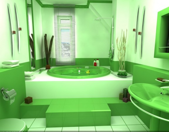 Ремонт ванной комнаты своими руками вполне возможен