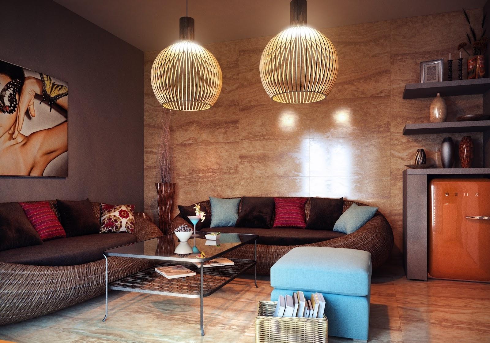 Варианты отделки комнаты – выбери свое решение