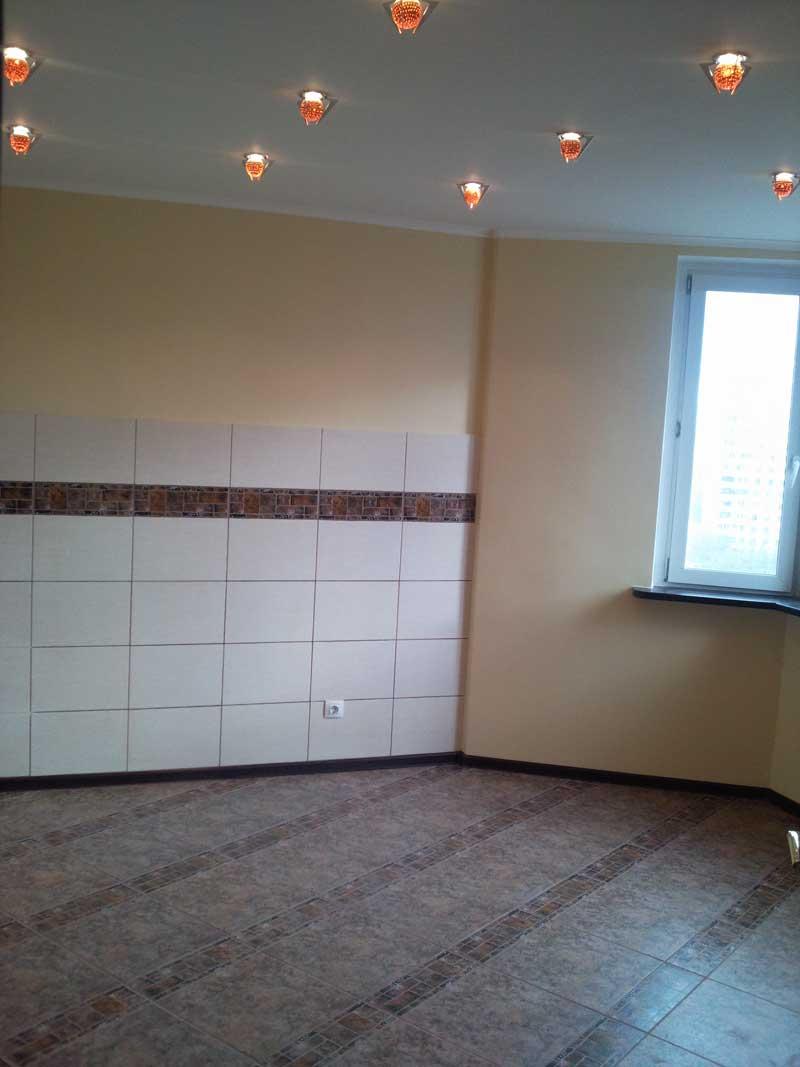 Ремонт кухни на улице Новаторов