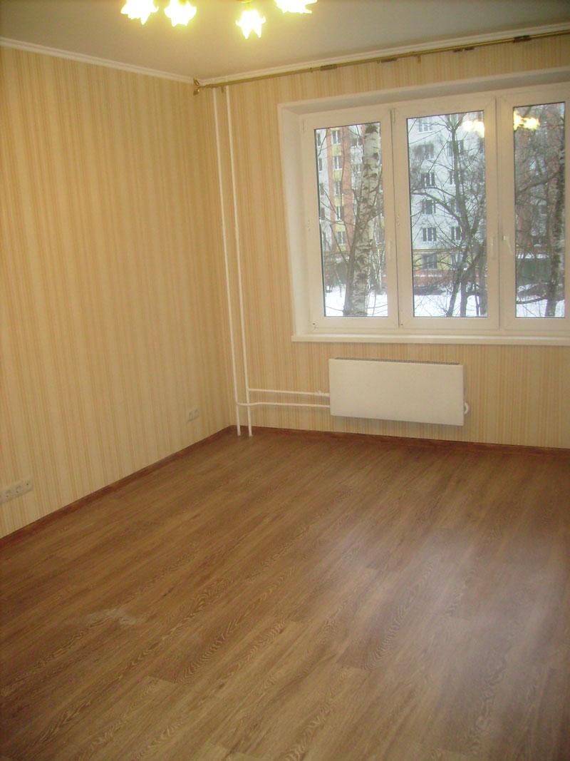 Ремонт квартиры под ключ на улице Баженова