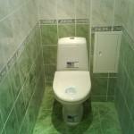 Ремонт ванной и туалета на Островского