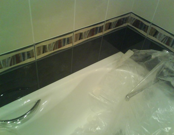 Ремонт ванной на Есенина