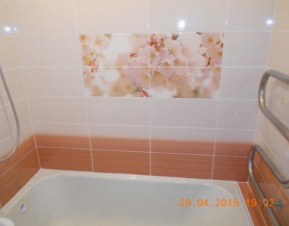 Ремонт ванной на улице Весенняя